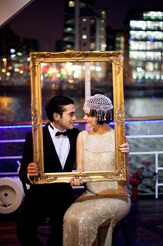 14 cách tạo dáng giúp cô dâu chú rể có những bức ảnh xuất thần - 12