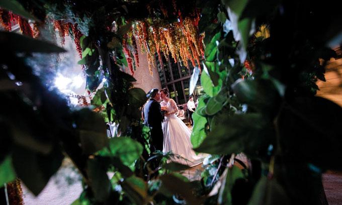 6 đám cưới sang chảnh của hội nhà giàu Hong Kong - 5
