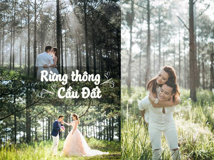 5 địa điểm ở Đà Lạt lý tưởng cho bộ ảnh cưới để đời - 3