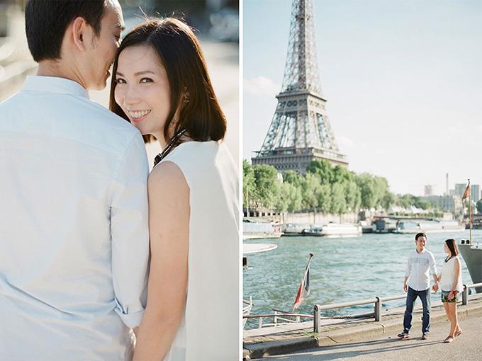 Kỳ nghỉ sau hôn lễ là dịp để cả hai xả hơi sau chuỗi ngày bận rộn chuẩn bị cho tiệc cưới và củng cố thêm tình cảm. Ảnh: Brideandbreakfast.