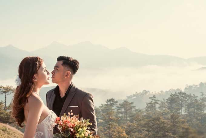Cặp 9X dắt nhau lên Đà Lạt chụp ảnh cưới sau khi yêu lại từ đầu - 6